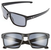 Oakley Men's Sliver H2O 57Mm Sunglasses - Black