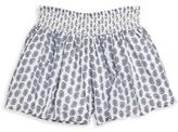 Ralph Lauren Toddlers, Little Girls and Girls Paisley-Print Shorts