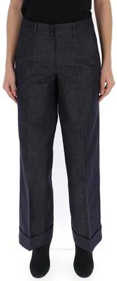 'S Max Mara Tailored Wide-Leg Trousers