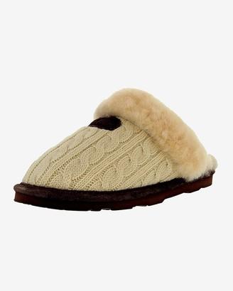 Express Bearpaw Cozy Faux Fur Slippers