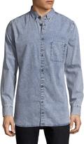 Zanerobe Men's Tiktak 7ft. Long Sleeve Sportshirt
