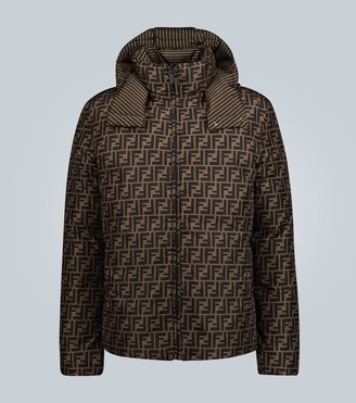 Fendi Reversible padded jacket