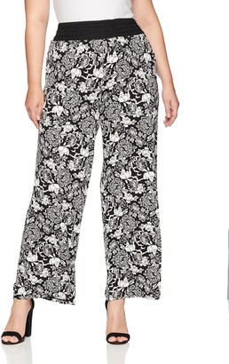 Skyes The Limit Women's Plus Size Pull on Pant