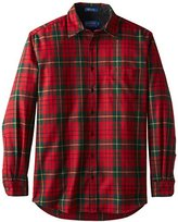 Pendleton Men's Tall Long-Sleeve Lodge Shirt