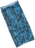 Lassig TWISTER Multifunctional Scarf ORNAMENTALSTRIPE BLUE