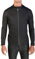 Christian Dior Men's Blouson Harrington Zip Jacket Black