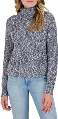 BB Dakota Warm Factor Turtleneck Sweater