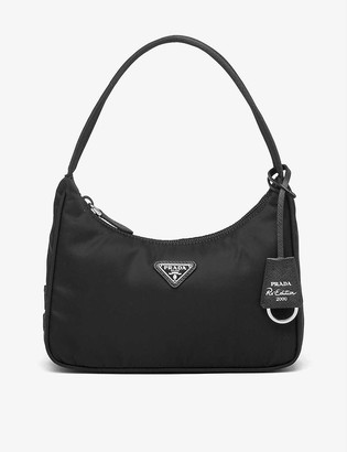 Prada 2000 Re-Edition Recycled Nylon Shoulder Bag