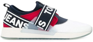 Tommy Jeans Slip-On Logo Sneakers