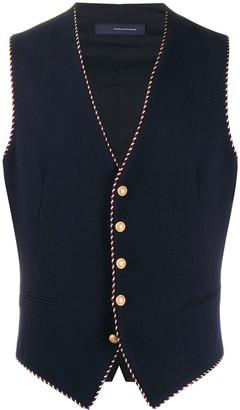 Tagliatore Single-Breasted Waistcoat