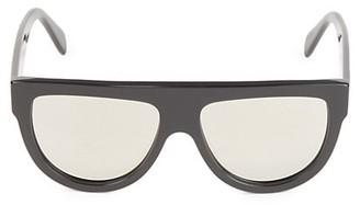 Celine 58MM Flat Top Pilot Sunglasses