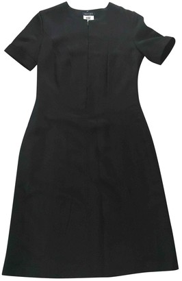 Atsuro Tayama Black Wool Dress for Women