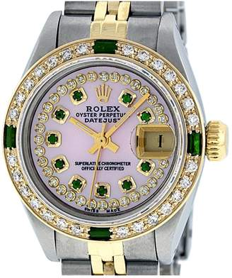 Rolex Lady DateJust 26mm Pink Steel Watches
