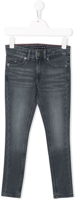 Tommy Hilfiger Junior Faded Effect Jeans