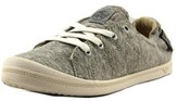 Roxy Bayshore Round Toe Canvas Sneakers.