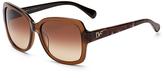 Diane von Furstenberg Tallyanne Square Sunglasses