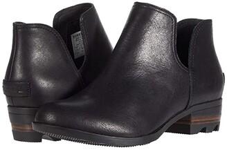 Sorel Lollatm II Cutout (Black) Women's Boots