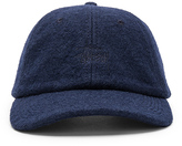 Stussy Boiled Wool Stock Logo Cap