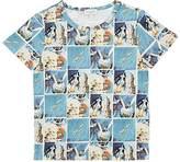 Paul Smith Rocket-Print Cotton T-Shirt