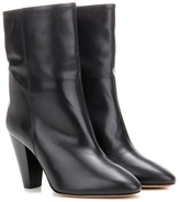 Etoile Isabel Marant Darilay leather ankle boots