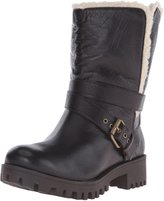 Nine West Women's Olwyn Leather Winter Boot