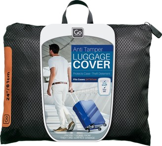 Go Travel Anti Tamper Luggage Cover, Medium, Assorted Colours