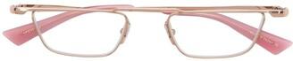 Christian Roth geometric glasses