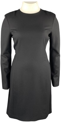 The Row Black Wool Dresses
