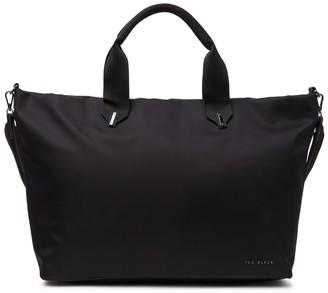 Ted Baker Plain Large Nylon Tote Bag