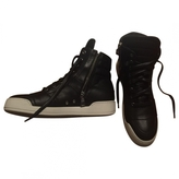 Balmain Leather Trainers