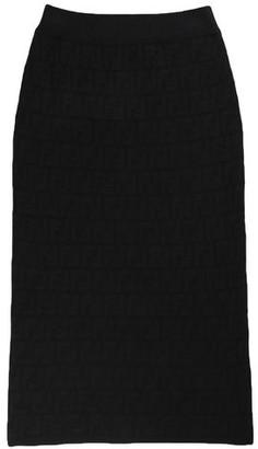 Fendi 3/4 length skirt