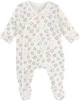Little Marc Jacobs Cat Leopard-Print Pyjamas