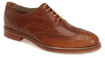 J Shoes Men's 'Charlie Plus' Wingtip Oxford