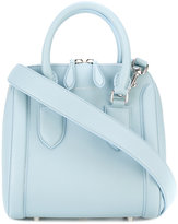 Alexander McQueen Heroine tote - women - Leather/Suede - One Size