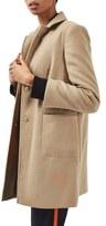 Topshop Meg Boyfriend Coat