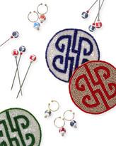 Joanna Buchanan Chinoiserie Coasters, Set of 4