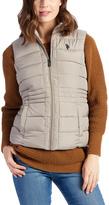 U.S. Polo Assn. Moon Rock Puffer Vest