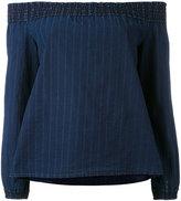 Rag & Bone Jean off-shoulders blouse