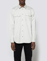 Norse Projects Villads Compact Twill Shirt in Clay