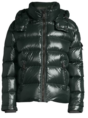 SAM. Glacier Nylon Down Puffer Jacket