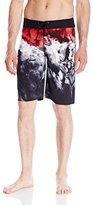 Metal Mulisha Men's Blasted Boardshort