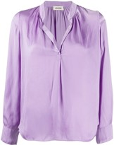 Zadig & Voltaire Relaxed Fit Blouse