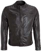 Gipsy Dago Leather Jacket Schoko