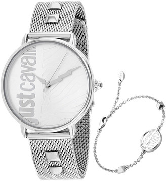 Just Cavalli Women's Zebra Watch