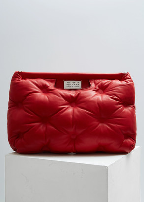 Maison Margiela Large Quilted Shoulder Bag