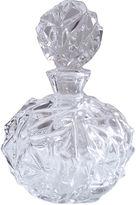 One Kings Lane Vintage Tiffany & Co. Crystal Perfume Bottle