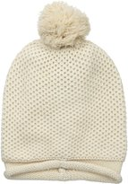 Michael Stars Women's Seed Stitched Cashmere Hat