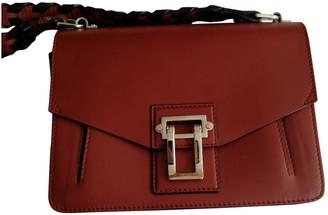 Proenza Schouler Hava Red Leather Handbags