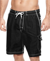 Speedo Men's Performance Marina Swim Trunks