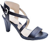 Adrienne Vittadini Briale Strappy Leather Sandals